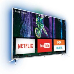 "SMART TV 4K 75"" PHILIPS"